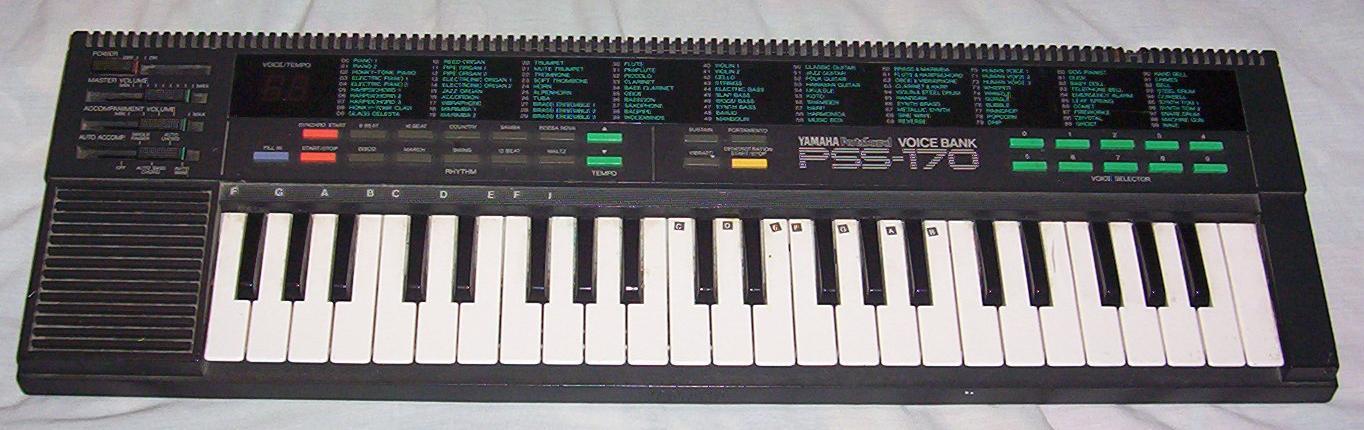 Yamaha Pss Manual