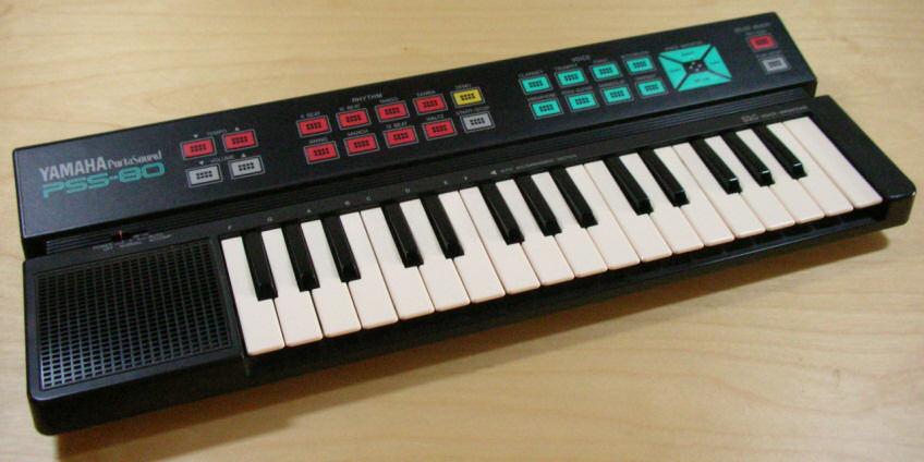 Yamaha Portasound Pss Samples